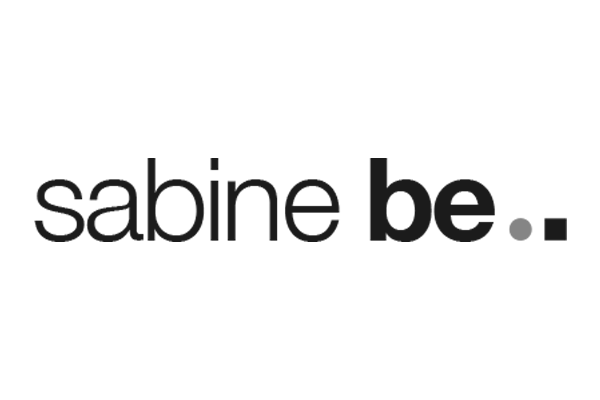 logo Sabine Be